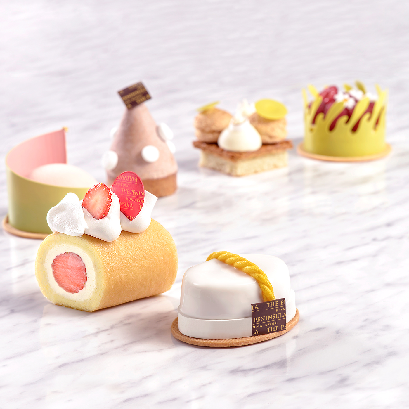 Creative Pastries by Frank Hassnoot