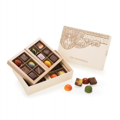 Appreciation Collection - Customised Chocolate Gift Box