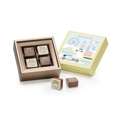 Heritage Collection - Blissful Bears Pralines (Assorted) - 4 pieces