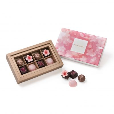 Assorted Truffles and Pralines – 8 Pieces