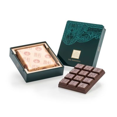 Heritage Collection - Dark Chocolate Bar with Hazelnuts