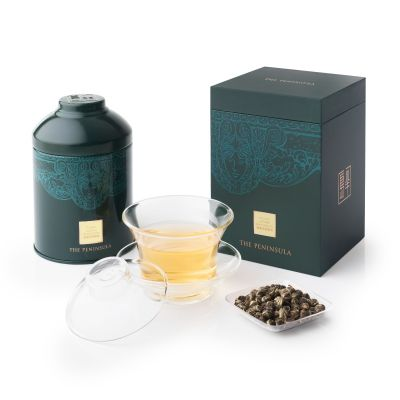 Fuding Jasmine Dragon Pearl - Loose Tea Leaves