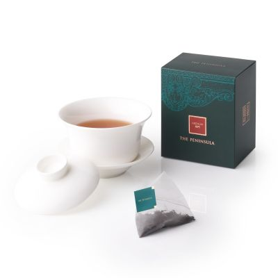 Keemun Black Tea - Tea Bags In Box