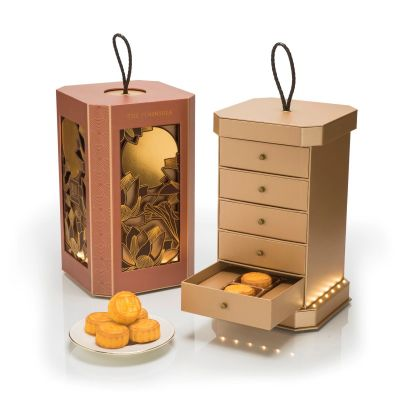 Star Chef Mooncake Gift Box (Pre-order only, available from 21 Sept)