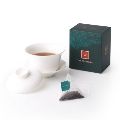 Lychee Black Tea - Tea Bags In Box