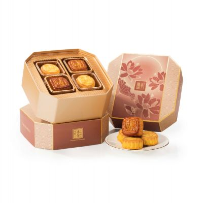 Assorted Mini Mooncakes
