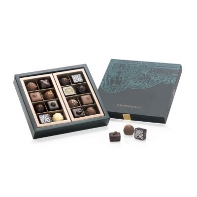 Heritage Collection - Naturally Nutty (Classic & Nuts) - 16 Pieces
