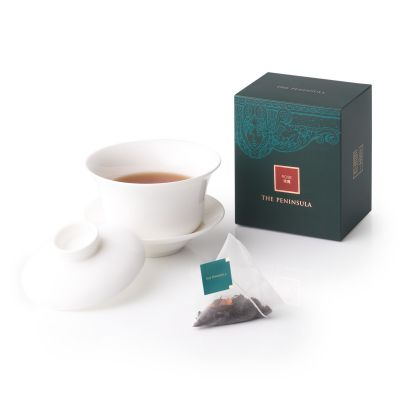 Rose Black Tea - Tea Bags In Box