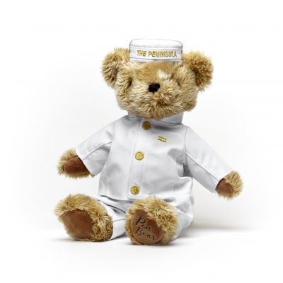 The Peninsula Pagebear - 12 inch