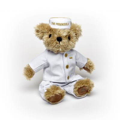 The Peninsula Pagebear - 8 inch