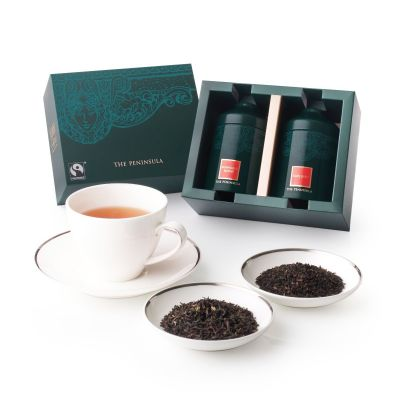 Earl Grey & Peninsula Blend Tea Gift Set