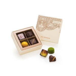 Appreciation Collection - Customised Chocolate Gift Box - 4 pieces